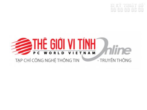 Báo Thế Giới Vi Tính Online đưa tin về InKyThuatSo.com: Cuộc cách mạng trong ngành in kỹ thuật số, 1166, Huyen Nguyen, InKyThuatso.com, 03/07/2017 18:17:06