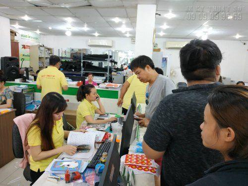 Công ty In Kỹ Thuật Số tuyển dụng Nhân viên Kế toán bán hàng, 1171, Huyen Nguyen, InKyThuatso.com, 06/03/2019 13:48:30
