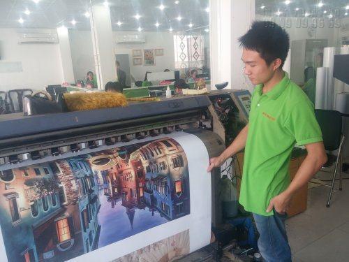 In tranh treo tường canvas trên máy Mimaki Nhật Bản, 752, Minh Tâm, InKyThuatso.com, 19/06/2015 14:48:08