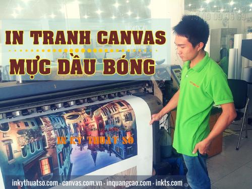 In vải canvas tranh trang trí nhà hàng, quán cafe in mực dầu bóng, 723, Huyen Nguyen, InKyThuatso.com, 22/06/2017 12:03:49