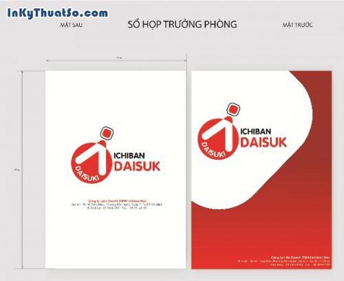 In ấn nhanh văn phòng - Sổ họp cho trưởng phòng hoàn thiện bộ nhận diện thương hiệu, 613, Huyen Nguyen, InKyThuatso.com, 01/09/2016 17:17:18