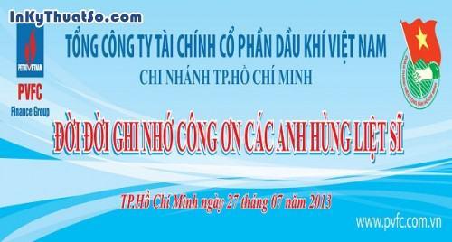 In băng rôn bằng bạt Hiflex cho Công ty Tài Chính Cổ Phần Dầu Khí Việt Nam, 443, Minh Trần, InKyThuatso.com, 21/08/2014 17:17:34