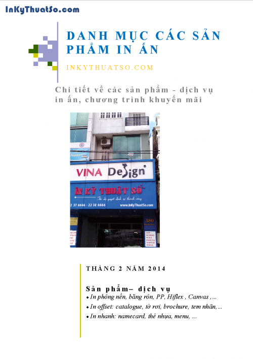 In catalogue với màu sắc hình ảnh sinh động, 523, Huyen Nguyen, InKyThuatso.com, 18/08/2014 17:04:49