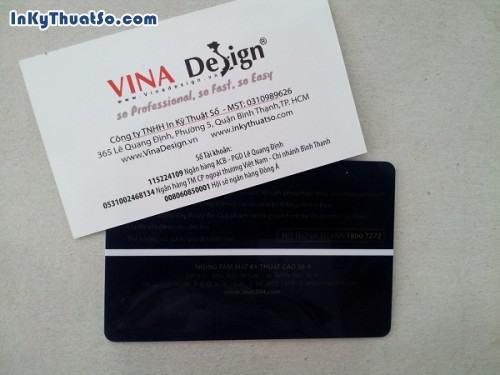 In name card bằng nhựa đẹp và ấn tượng hơn, 568, Huyen Nguyen, InKyThuatso.com, 14/05/2014 18:24:25