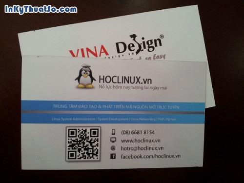 In name card trong suốt tiện dụng với mã QR code, 557, Huyen Nguyen, InKyThuatso.com, 13/05/2014 18:28:05