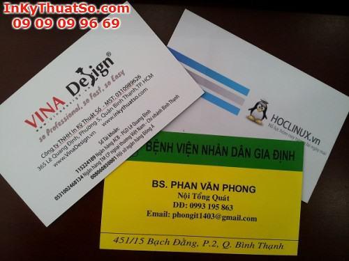 In nhanh danh thiếp cho doanh nghiệp tại quận 1, 620, Huyen Nguyen, InKyThuatso.com, 24/06/2017 14:44:46