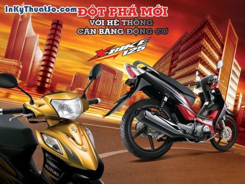 In poster quảng cáo xe, 268, Vũ Ngọc Hùng, InKyThuatso.com, 10/07/2014 10:35:54