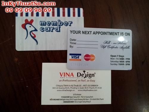 In thẻ nhựa làm thẻ khách hàng tại quận Phú Nhuận, 625, Huyen Nguyen, InKyThuatso.com, 24/06/2017 14:52:07