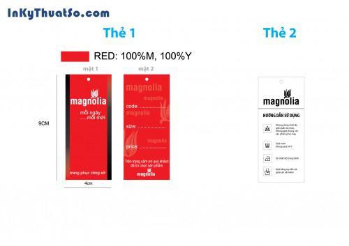 In nhãn mác thời trang công sở bằng giấy couche chất lượng cao cho Magnoli, 423, Minh Trần, InKyThuatso.com, 24/06/2017 15:12:03