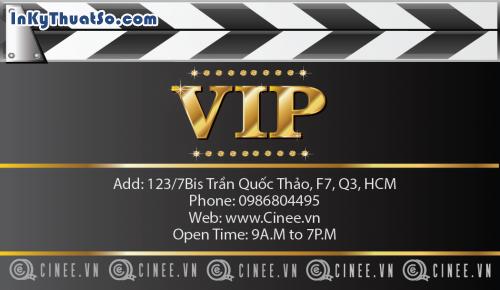 In Thẻ VIP bằng nhựa cao cấp cho Cinee, 446, Minh Trần, InKyThuatso.com, 01/08/2013 11:36:02