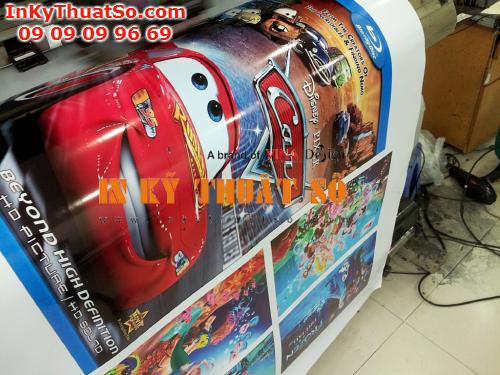 In tranh canvas tranh mực dầu treo tường hình nhân vật hoạt hình, 670, Huyen Nguyen, InKyThuatso.com, 09/01/2015 17:12:20