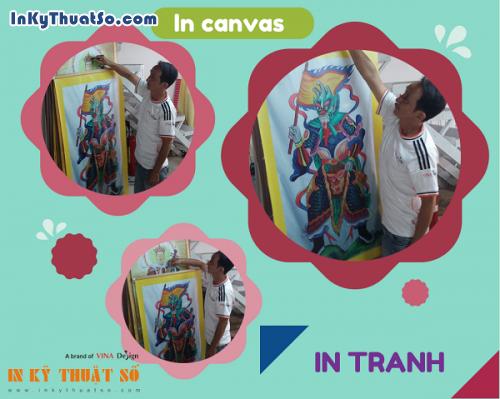 In tranh khổ lớn chất liệu canvas cho nhà Chùa, 591, Huyen Nguyen, InKyThuatso.com, 11/06/2014 17:53:11