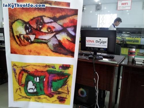 In tranh khổ lớn chất liệu canvas mực dầu cho tranh họa tiết cho trang trí nội thất, 603, Huyen Nguyen, InKyThuatso.com, 09/01/2015 17:14:40