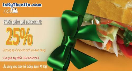 In Voucher bằng giấy couche cao cấp cho Bánh Mì Việt, 440, Minh Trần, InKyThuatso.com, 23/02/2018 09:38:13