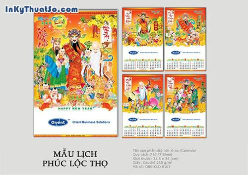 Lịch Quý Tỵ - Phúc Lộc Thọ, 155, Hữu Tín, InKyThuatso.com, 10/01/2020 12:35:09