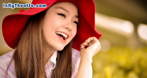 Minh Hằng đẹp rạng rỡ trong bộ ảnh mới, 323, Canhle, InKyThuatso.com, 10/04/2013 16:19:22