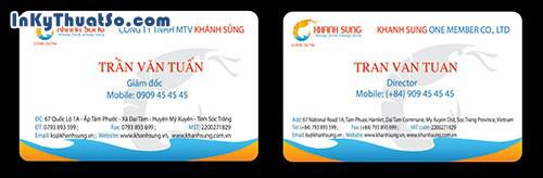 Name card nhựa, 210, Hữu Tín, InKyThuatso.com, 02/01/2013 15:07:31