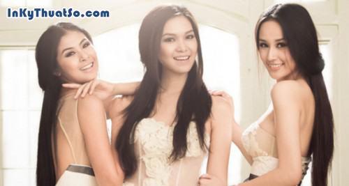 Ngây ngất trước vẻ đẹp của 3 hoa hậu Việt, 277, Canhle, InKyThuatso.com, 19/02/2013 16:27:20