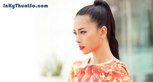 Ngô Thanh Vân quyến rũ với mốt áo tay chuông, 317, Canhle, InKyThuatso.com, 02/04/2013 16:46:37