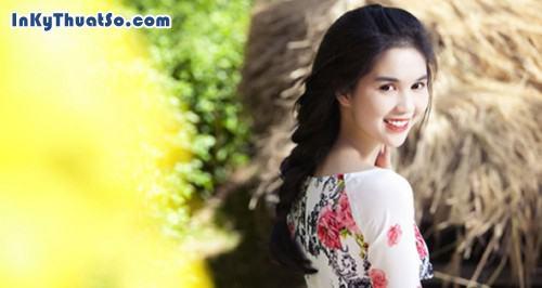 Ngọc Trinh duyên dáng với áo dài, 306, Canhle, InKyThuatso.com, 12/03/2013 16:57:59