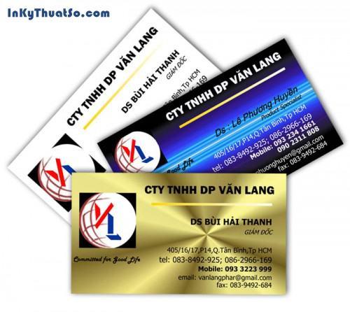 Nơi in name card uy tín, 412, Minh Trần, InKyThuatso.com, 10/03/2016 11:07:21