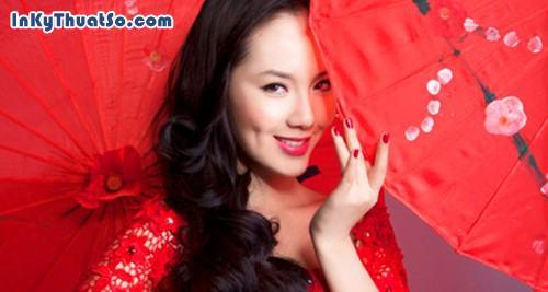 Phương Linh xinh đẹp khi diện áo dài, 304, Canhle, InKyThuatso.com, 08/03/2013 10:33:34