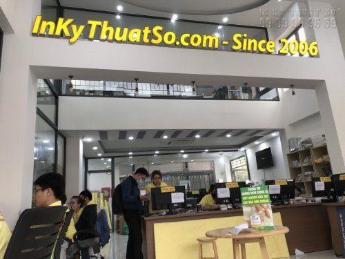 Tìm công ty in kỹ thuật số giá rẻ tại TPHCM đến ngay In Kỹ Thuật Số Since 2006 tại 365 Lê Quang Định, phường 5, Bình Thạnh