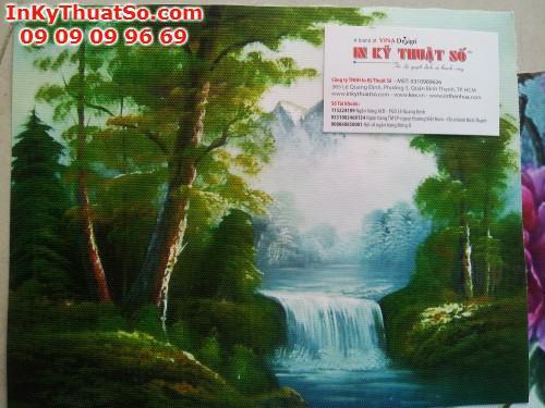 Tìm hiểu về chất liệu in tranh canvas, 510, Huyen Nguyen, InKyThuatso.com, 01/11/2014 01:38:27