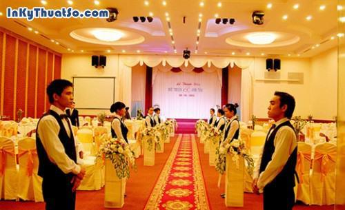 Vấn đề phục vụ tiệc trong tổ chức sự kiện, 359, Nguyên Đào, InKyThuatso.com, 09/05/2013 14:03:51