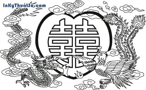 Vector Rồng Phượng đẹp dành cho thiệp cưới, 97, Vũ Ngọc Hùng, InKyThuatso.com, 20/11/2012 08:26:22