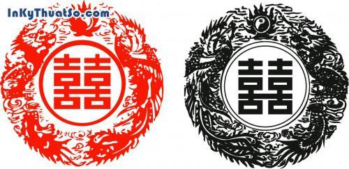 Vector song hỷ đẹp dành cho thiệp cưới, 120, Vũ Ngọc Hùng, InKyThuatso.com, 05/12/2012 09:28:09