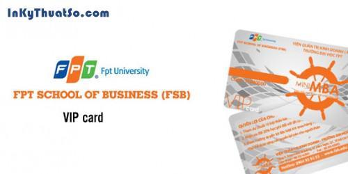 Vip card cho Viện Quản trị kinh doanh (FSB) trực thuộc Tập đoàn FPT, 121, Hữu Tín, InKyThuatso.com, 29/03/2014 11:38:25