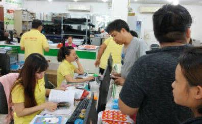 InKyThuatSo tự hào phục vụ hàng chục nghìn khách hàng in tờ rơi trong hơn 15 năm qua