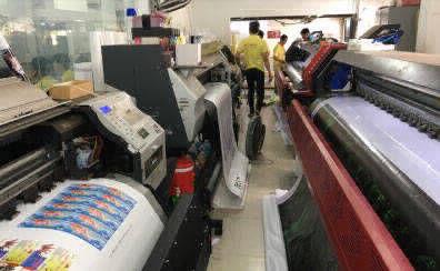 Tự tin đem lại chất lượng in ấn cao do sử dụng dòng máy in hiện đại nhất trong ngành in tờ rơi