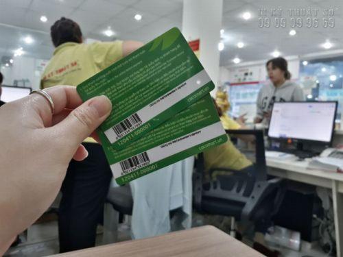 Địa chỉ in thẻ nhựa lấy ngay HCM