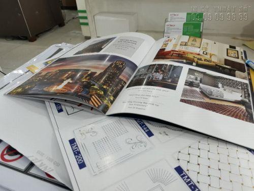 Đặt in catalogue đẹp tại công ty InKyThuatSo