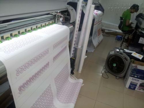 Cấu tạo của Decal nhựa trong in ấn