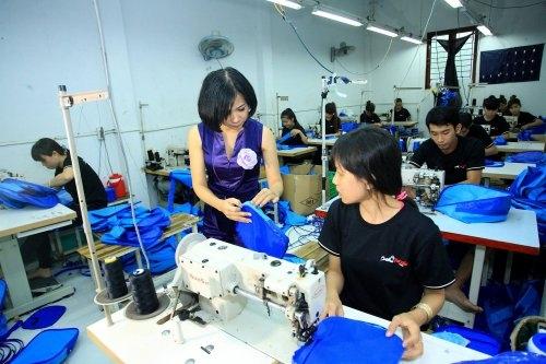 Xưởng sản xuất balo túi xách giá sỉ