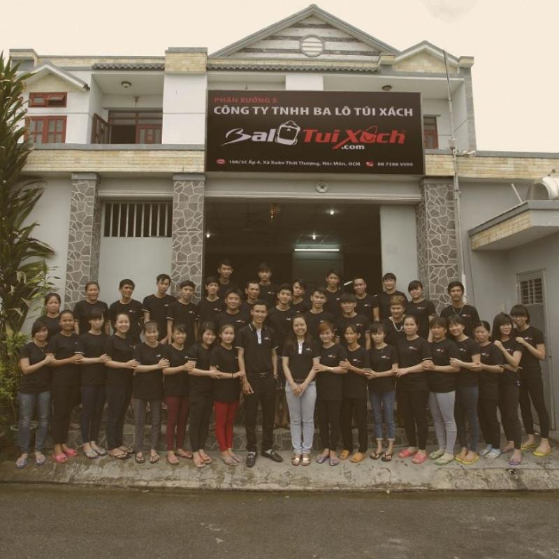 Đội ngũ nhân viên BaloTuiXach