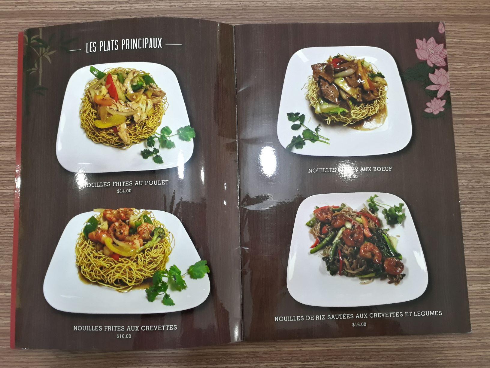 Đánh lừa thị giác người dùng bằng những hình ảnh món ăn ngon trong menu là cách tốt nhất để tăng sự thích thú cho khách hàng