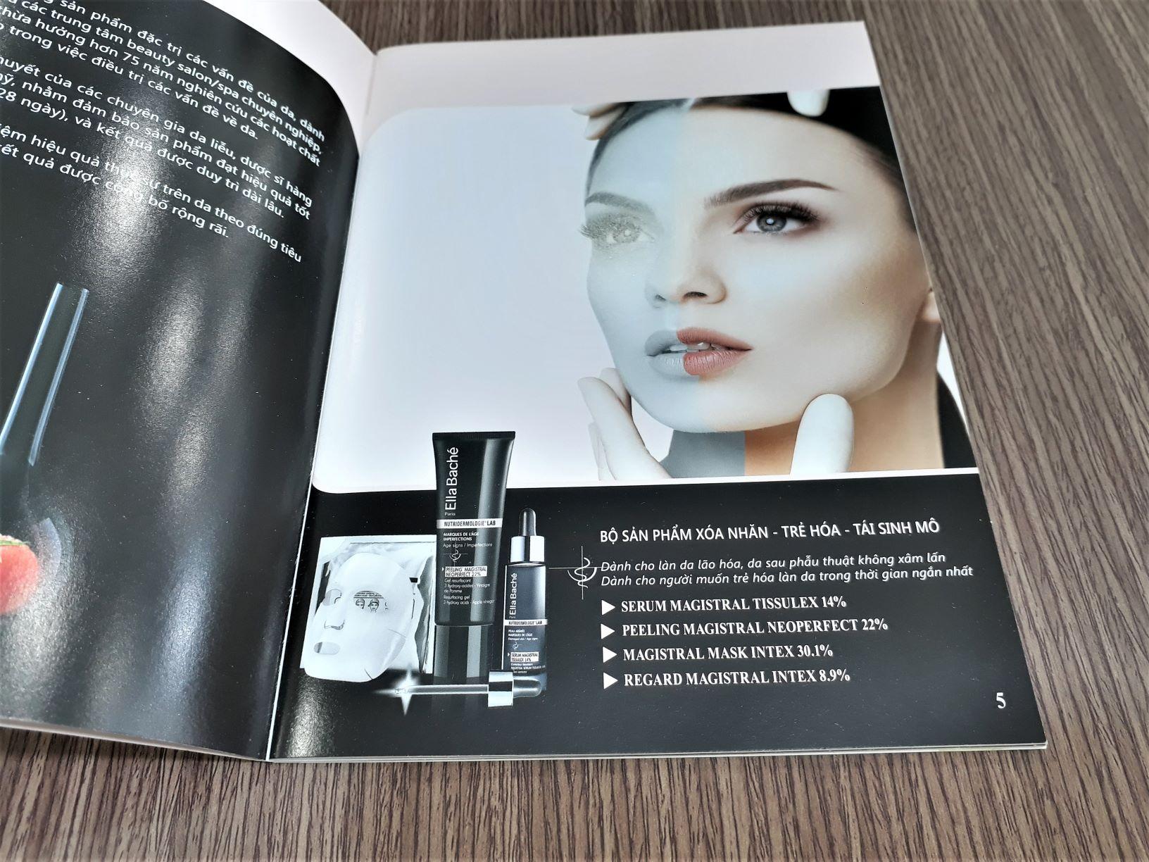Mẫu Catalogue đẹp được in tại InKyThuatSo