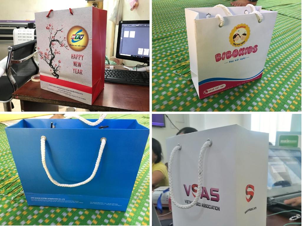 Giấy đựng thực phẩm cũng có thể được in bằng nhiêu chất liệu giấy khác theo yêu cầu của khách hàng