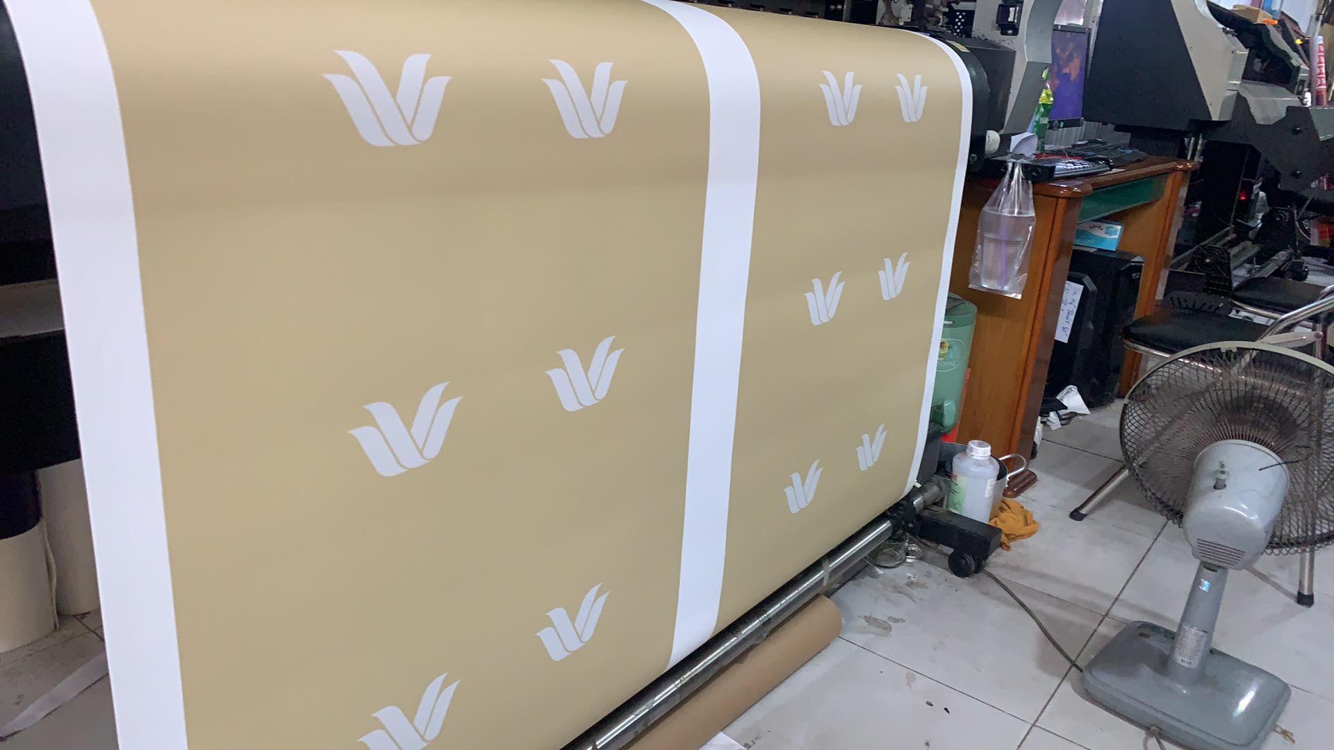Vải Silk được in ấn trực tiếp bằng công nghệ kỹ thuật số