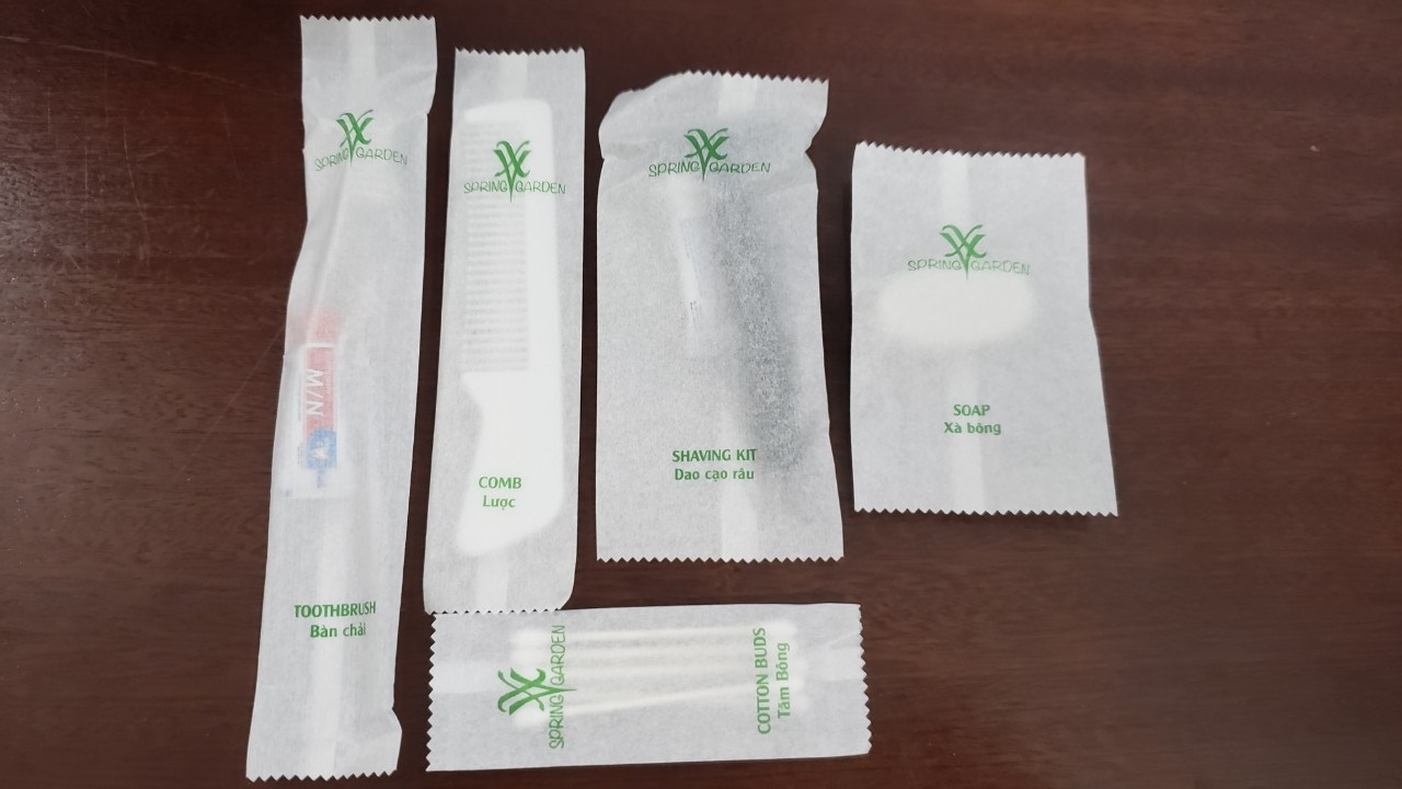 Bộ amenities kits
