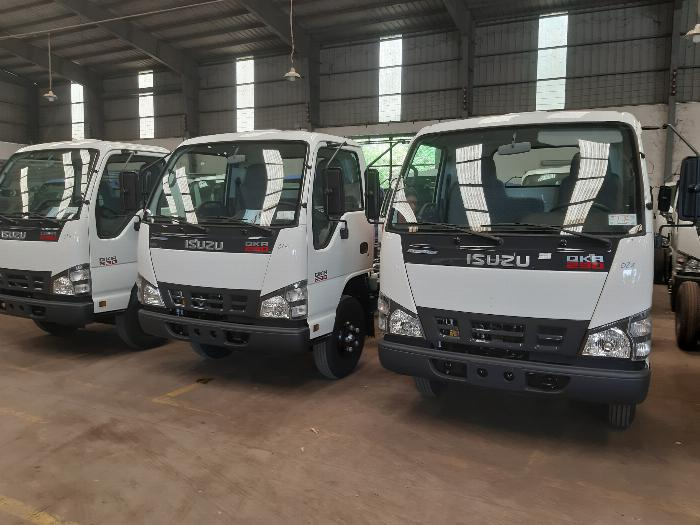 Đánh giá tổng quan xe tải Isuzu 1.4 tấn