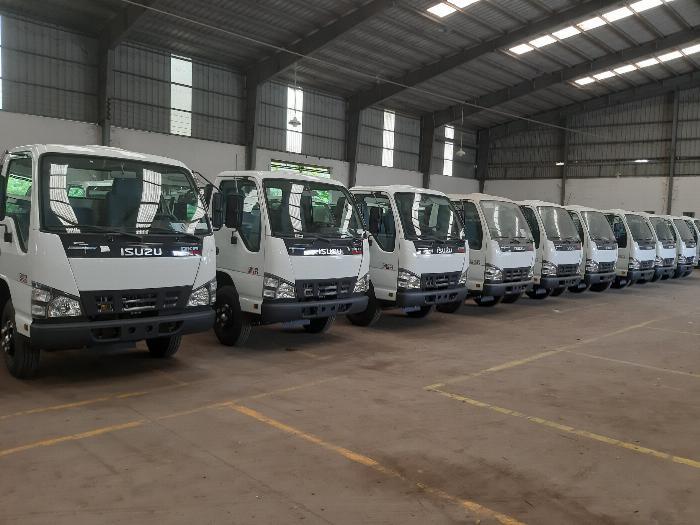 Các chính sách hỗ trợ khách hàng khi mua xe tải Isuzu QKR 230 1 tấn 4