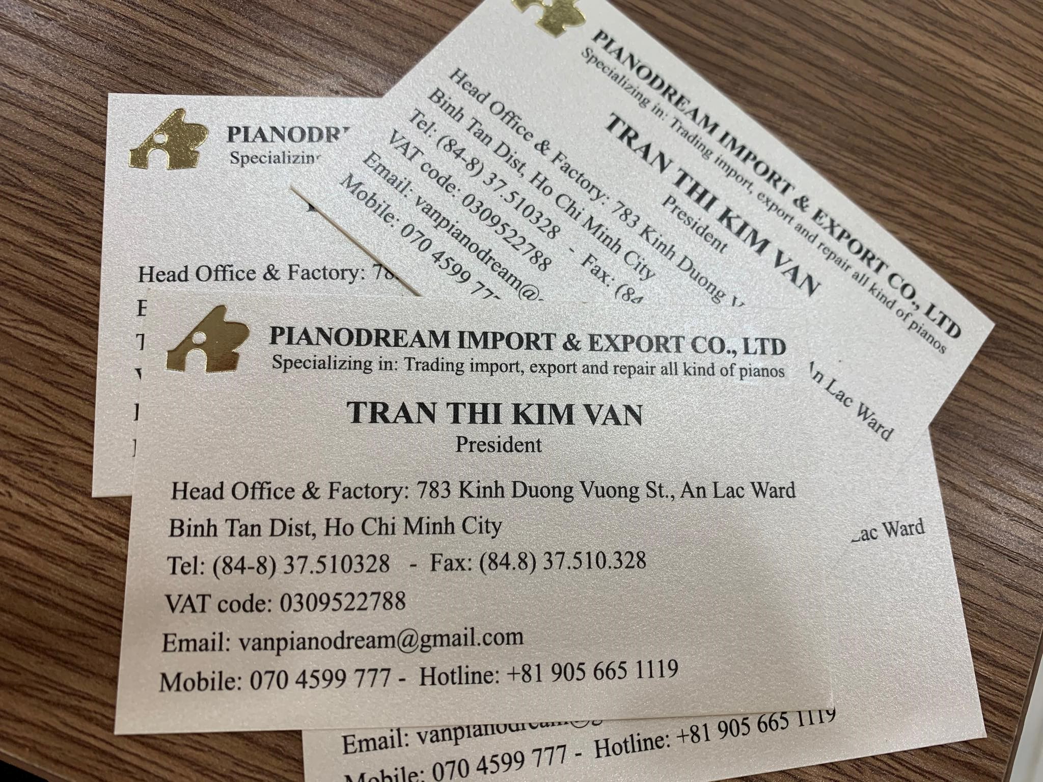 giấy in card