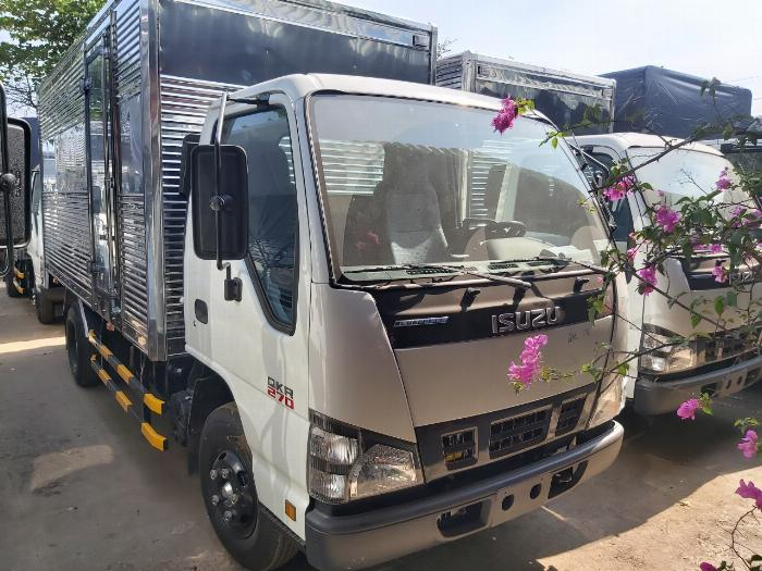 Chương trình hỗ trợ khách hàng khi mua xe Isuzu 2t4 tại Isuzu An Lạc