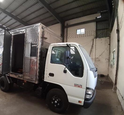 Giá xe tải Isuzu 1.4 tấn