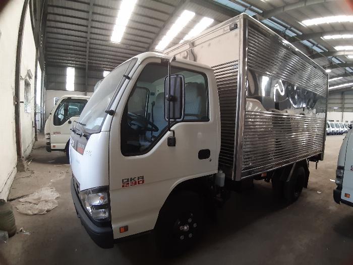 Đánh giá tổng quan xe tải Isuzu 1.4 tấn(1)